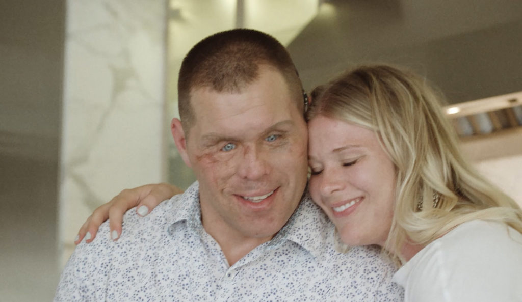 Staff Sgt Aaron Hale Finds Love and Fudge