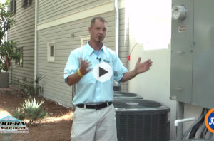 Modern Air advice on maintaining A/C units