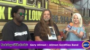 Backstage with Cortni – Gary Allman