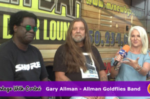 Backstage with Cortni – Gary Allman