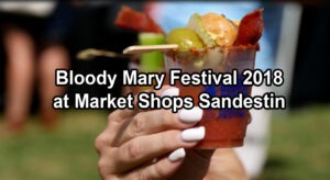 Bloody Mary Festival 2018 at Market Shops Sandestin