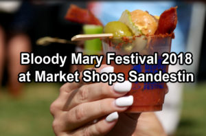 Bloody Mary Festival 2018 at Market Shops Sandestin