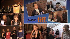 EP 868 Toronto International Film Festival (TIFF) SIDEWALKS host Sonia Lowe  Lady Gaga, Bradley Cooper