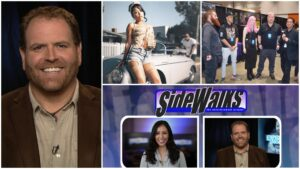 Episode 874 Josh Gates and the team of the paranormal TV series Ghost Finders