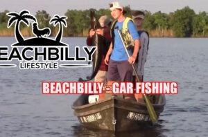 BeachBilly Lifestyle at the Alligator Gar Rodeo