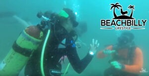Scuba certification with the Beachbilly crew