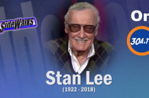 Sidewalks TV Interview recap with Stan Lee  – RIP