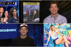SIDEWALKS TV host Lori Rosales interviews MTV host Rob Dyrdek