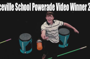 Niceville School Powerade Video Winner