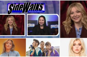 Sidewalks on 30A TV Episode 890 – Celebrity Interview Chloe Grace Moretz