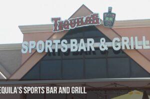 Tequilas Sports bar and Grill Miramar Beach