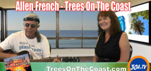 Good Morning 30A  Allen French Trees on The Coast Event