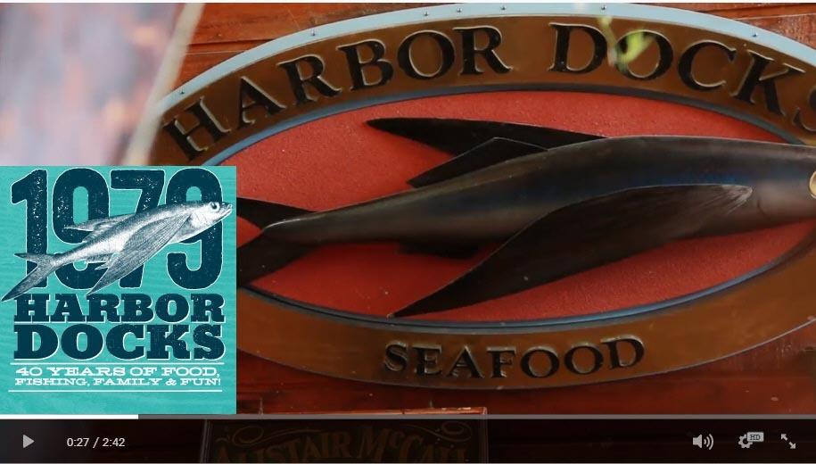 Harbor Docks celebrates 40 years in business (video)