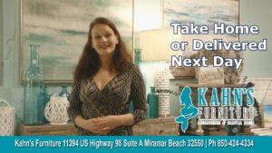 Kahns Furniture and Coastal Decor Miramar Beach