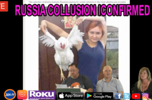 Nothing Scripted Russia Collusion Episode