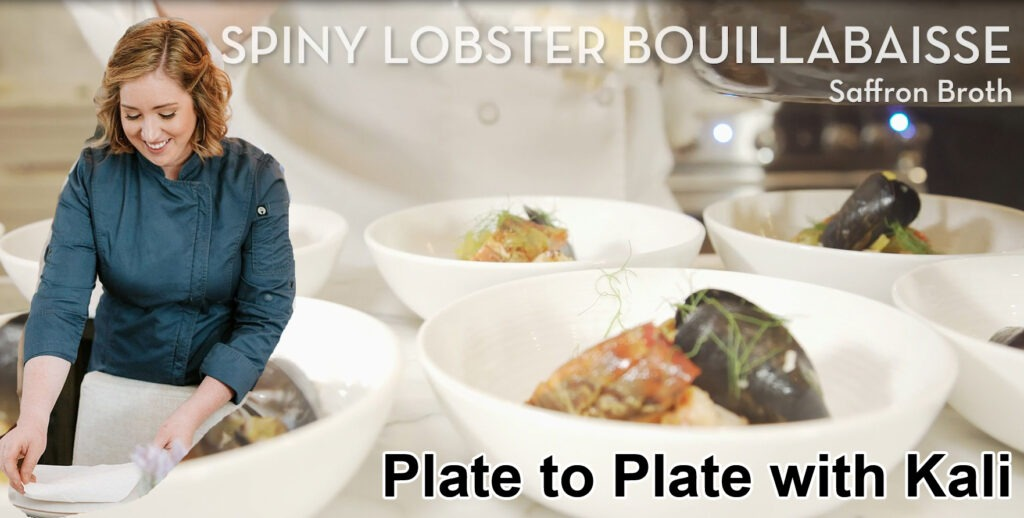 Plate to Plate with  Personal Chef  Kali Davis Based in Destin Florida