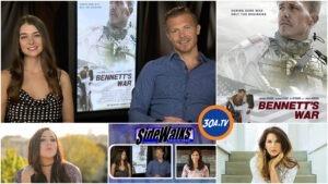 Sidewalks on 30A TV Celebrity Interview Allison Paige and Michael Roark