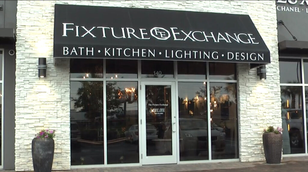 Visit the Fixture Exchange for your Plumbing, Lighting, and Door Hardware Destin