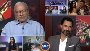 Sidewalks on 30A TV Interview with Danny Pino and Edward James Olmos