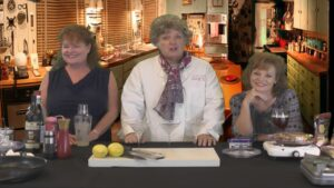 The 3 Julias Cooking Show – Taste Awards Hall of Fame Episode