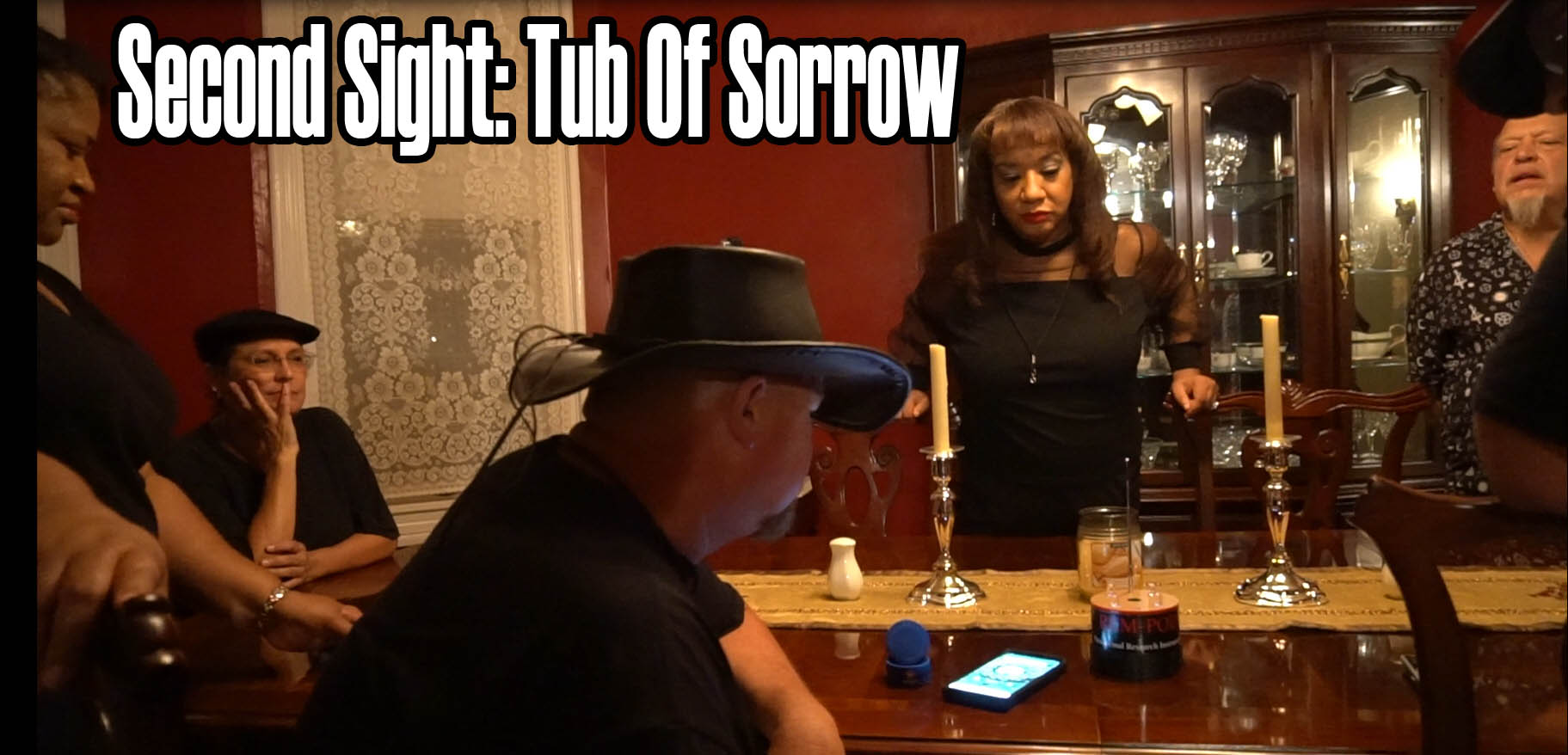 Second Sight TV Launches a New Paranormal TV Series