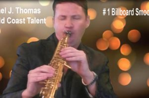Michael J. Thomas Emerald Coast Talent Number  One  Billboard Smooth Jazz