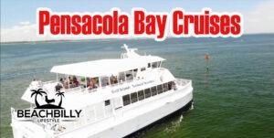 BeachBilly Lifestyle Pensacola Bay Cruises
