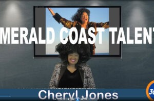 Emerald Coast Talent Show Multi-talented vocalist and keyboardist Cheryl Jones