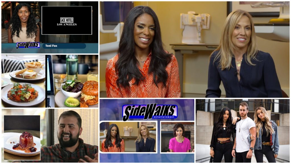 Sidewalks TV – Singer Sheryl Crow and Dr. Jessica Shepherd