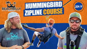 BeachBilly Lifestyle Hummingbird Zipline Course