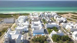 Alys Beach Aerial Drone Video