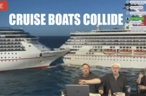 Nothing Scripted – Florida Man Cruise Boats Collide