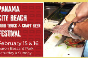 THIS WEEKEND ! 3rd Annual Panama City Beach Food Truck  Craft Beer Festival