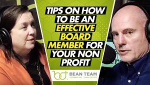 Tips on How to be an Effective Board Member for Your Non Profit