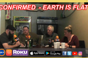 Nothing Scripted Flat Earth Episode with Guest Ryan McNay