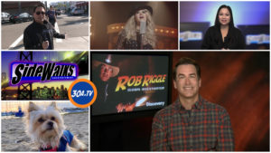 Sidewalks on 30A TV Interview with comedian Rob Riggles