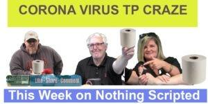Coronavirus Craze   No TP FOR YOU