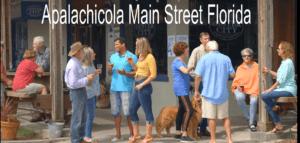 Apalachicola Main Street Florida