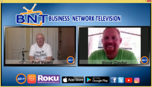 Business Network Television  Interview with Steve Claytor North Florida Survival and Adventure