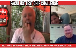 Nothing Scripted Paqui Hottest Chip Challenge