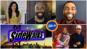 Sidewalks on 30A TV interview actors Monti Washington and Phillip Mullings Jr