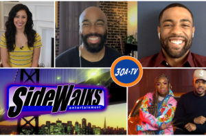 Sidewalks on 30A TV interview actors Monti Washington and Phillip Mullings Jr