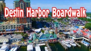 Destin Boardwalk Filled with Things to Do and Good Eats