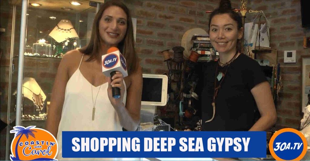Coastin with Carol at Deep Sea Gypsy Destin Commons