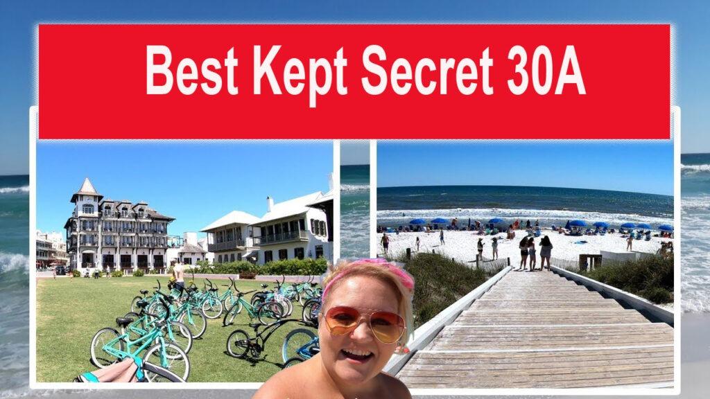 Destin Best Kept Secret 30A Ultimate Beach Towns  Must See Florida Gulf Coast