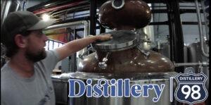 Beer Burgers and Bourbon at Distillery 98 Santa Rosa Beach