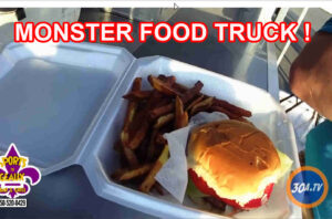 Beer Burgers and Bourbon – Food Truck with a Difference !