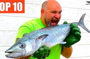 Top Ten Best Fish To Eat by Capt SGT Peterson