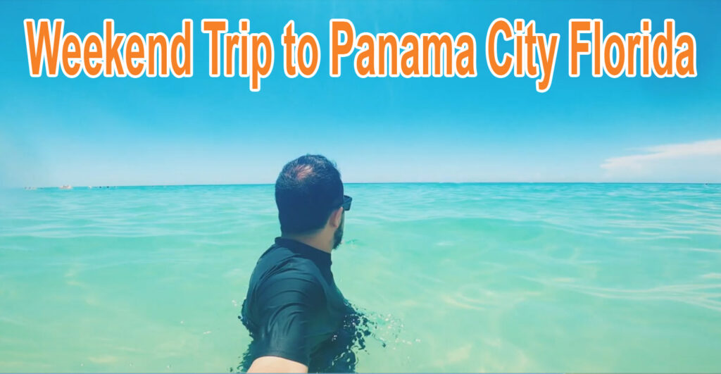 Weekend  Trip to Panama City Florida by Mehdi Mirian