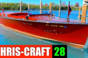 1929 Chris Craft 28ft Triple Cockpit – DEMO RIDE